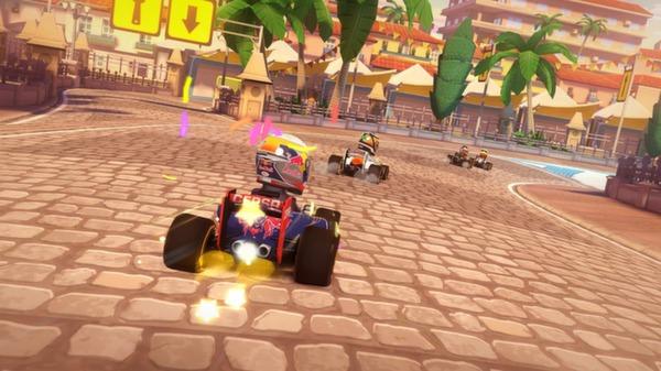 скриншот F1 Race Stars - Europe Track DLC 1