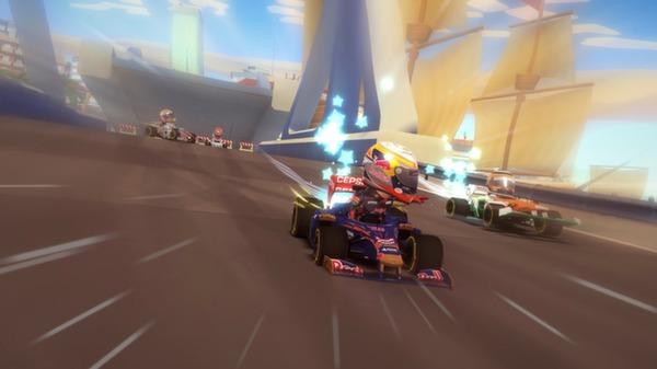 скриншот F1 Race Stars - Europe Track DLC 2