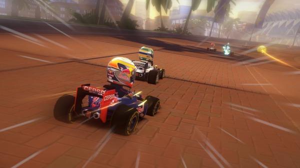 скриншот F1 Race Stars - Europe Track DLC 4