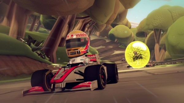 скриншот F1 Race Stars - Christmas Accessory Pack 1