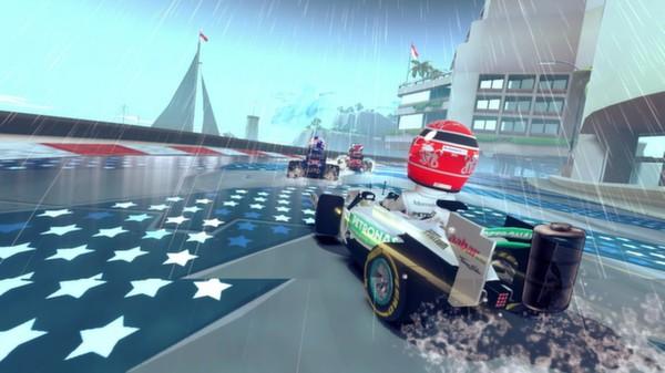 скриншот F1 Race Stars - Christmas Accessory Pack 3