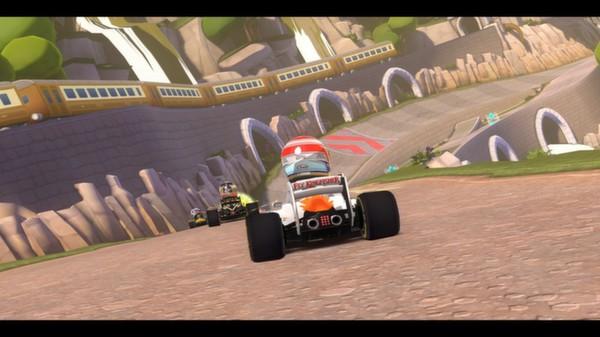 скриншот F1 Race Stars - India Track 4
