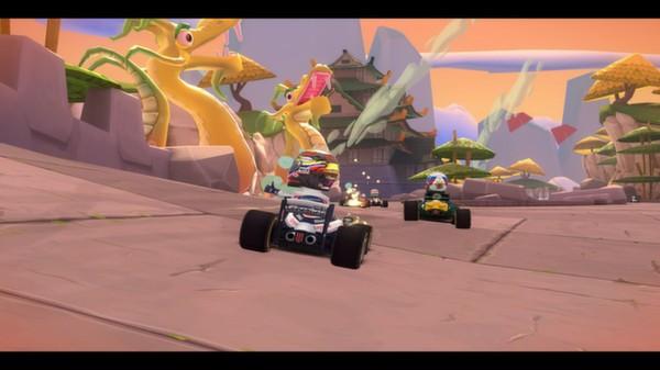 скриншот F1 Race Stars - China Track 2