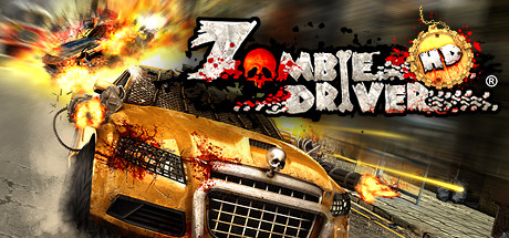 Zombie Driver HD Cover Image