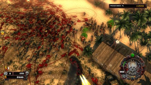 скриншот Zombie Driver HD 5