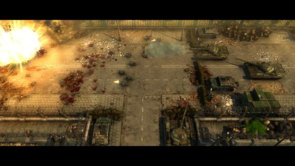 скриншот Zombie Driver HD 3