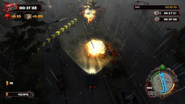 скриншот Zombie Driver HD Soundtrack 2