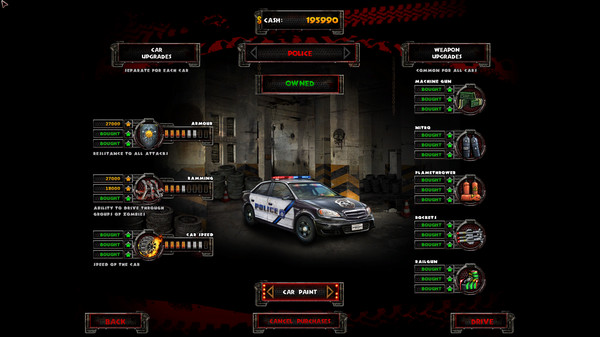 скриншот Zombie Driver HD Soundtrack 0