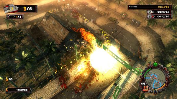 скриншот Zombie Driver HD Soundtrack 5