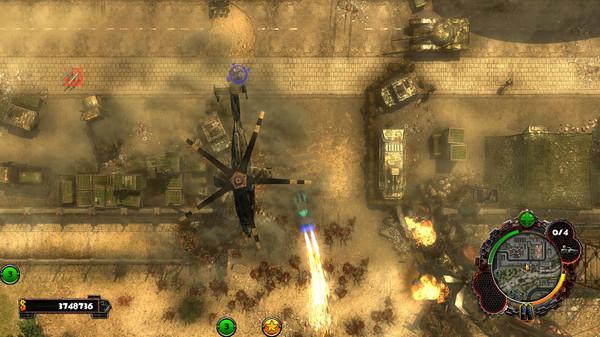 скриншот Zombie Driver HD Soundtrack 4