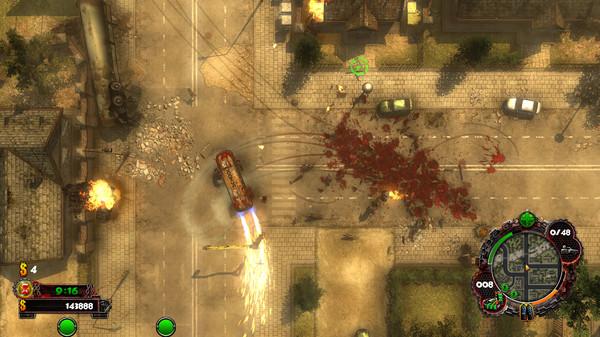 скриншот Zombie Driver HD Soundtrack 1