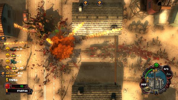 скриншот Zombie Driver HD Soundtrack 3