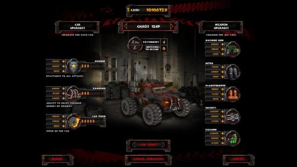 скриншот Zombie Driver HD Apocalypse Pack 0