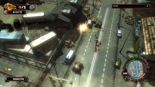 скриншот Zombie Driver HD Apocalypse Pack 2