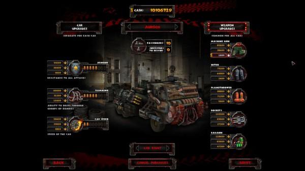 скриншот Zombie Driver HD Apocalypse Pack 3
