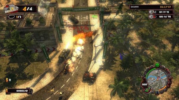 скриншот Zombie Driver HD Apocalypse Pack 5