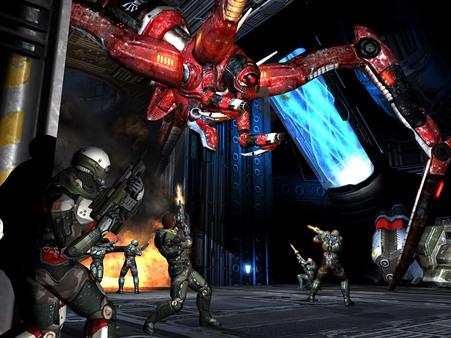 Скриншот №1 к Quake IV