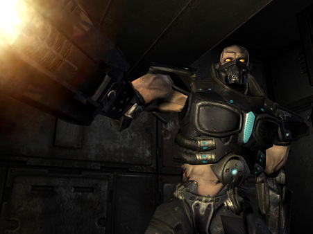 скриншот Quake IV 4