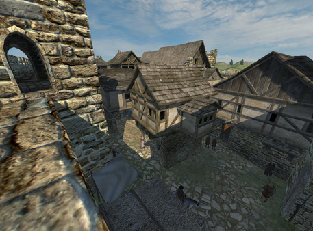 Скриншот №2 к Mount  Blade