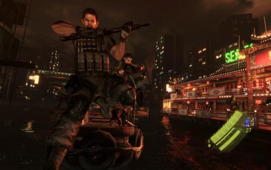 Скриншот №20 к Resident Evil 6