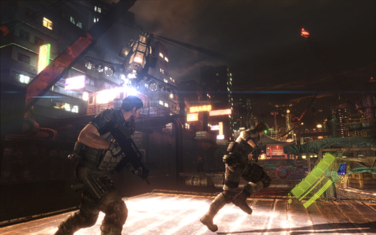 Resident Evil 6 скриншот
