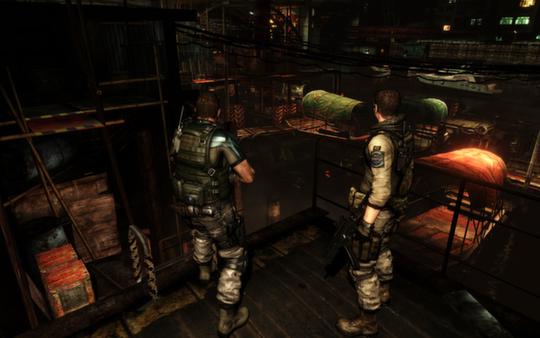 Скриншот №25 к Resident Evil 6