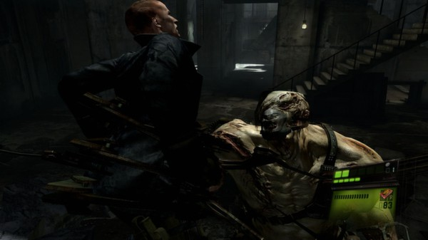 Скриншот №4 к Resident Evil 6