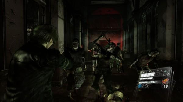 Скриншот №6 к Resident Evil 6