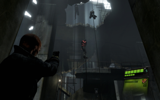 Скриншот №17 к Resident Evil 6