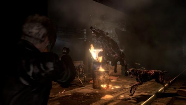Скриншот №9 к Resident Evil 6