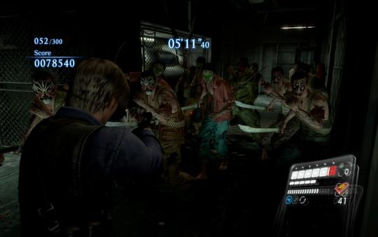 Скриншот №11 к Resident Evil 6