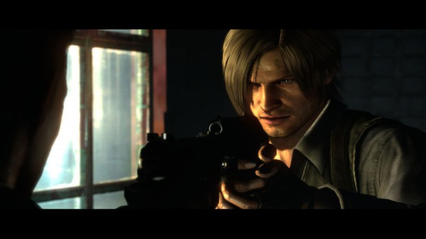 Скриншот №19 к Resident Evil 6