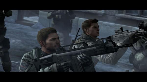 Скриншот №23 к Resident Evil 6