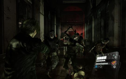 Скриншот №13 к Resident Evil 6