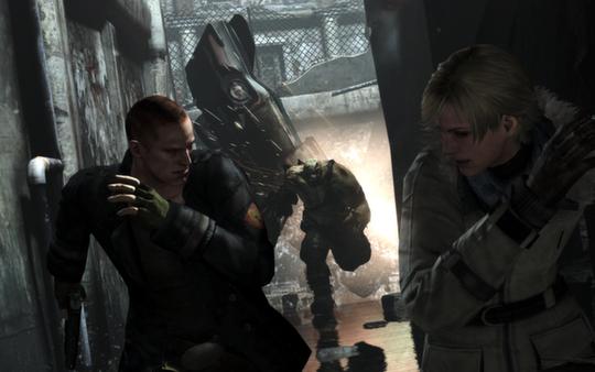 Скриншот №18 к Resident Evil 6