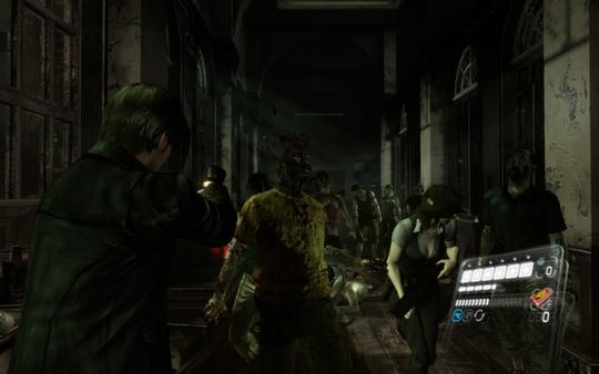 Скриншот №12 к Resident Evil 6