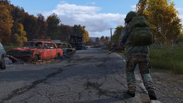 Скриншот №9 к DayZ