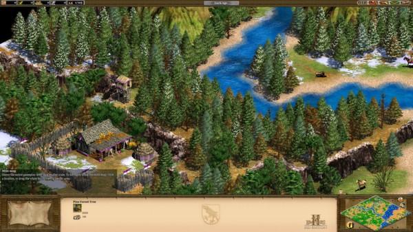 Скриншот №2 к Age of Empires II 2013