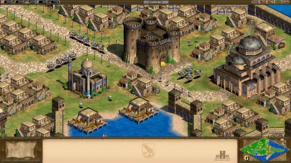 Скриншот №3 к Age of Empires II 2013