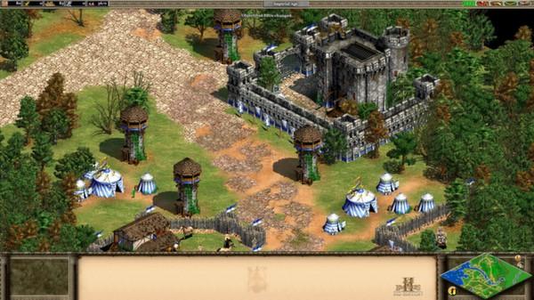 Скриншот №5 к Age of Empires II 2013