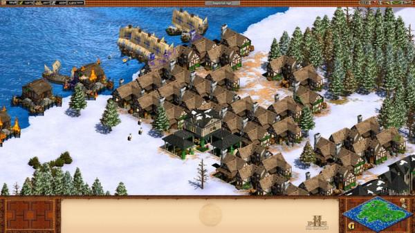 Скриншот №6 к Age of Empires II 2013