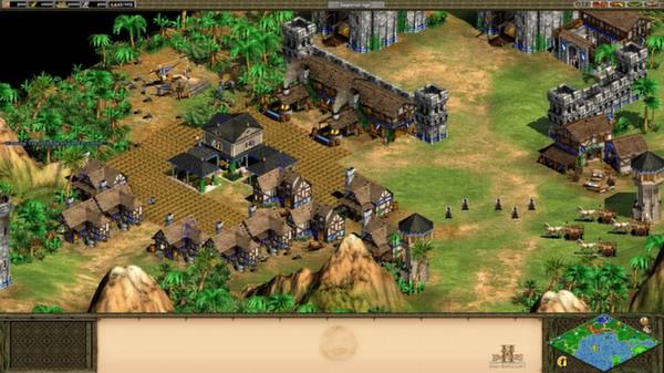 Скриншот №1 к Age of Empires II 2013
