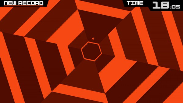 Super Hexagon скриншот