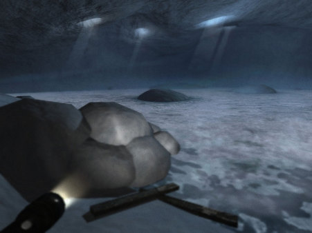 Penumbra Overture скриншот