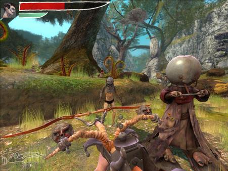 скриншот Zeno Clash 0