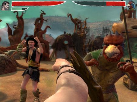 скриншот Zeno Clash 1