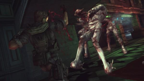 Resident Evil Revelations скриншот