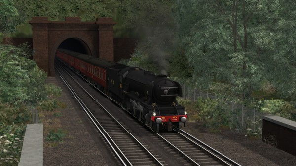 скриншот LNER Black Class A3 'Flying Scotsman' Loco Add-On 5