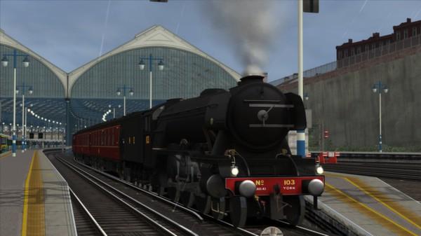 скриншот LNER Black Class A3 'Flying Scotsman' Loco Add-On 0