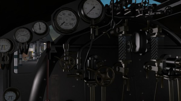 скриншот LNER Black Class A3 'Flying Scotsman' Loco Add-On 4
